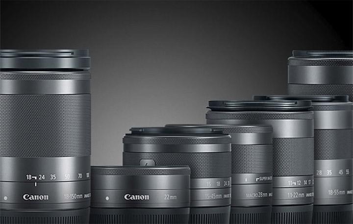 Canon EOS EF-M
