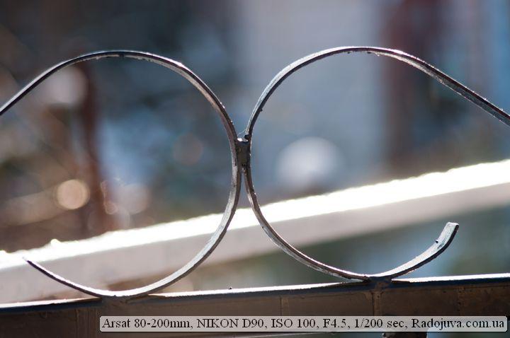 Пример фотографии на Arsat 80-200 F4.5