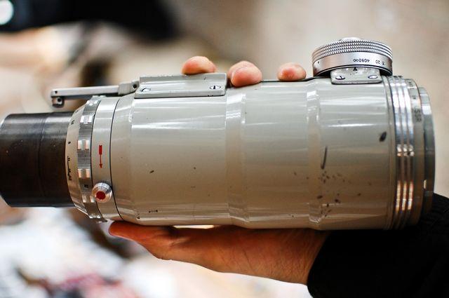 Общий внешний вид моего Таир 3 ФС в моей руке