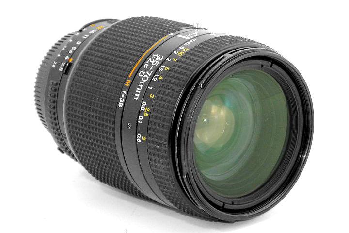 Обзор Nikon AF Nikkor 35-70mm 1:2.8D (MKII)