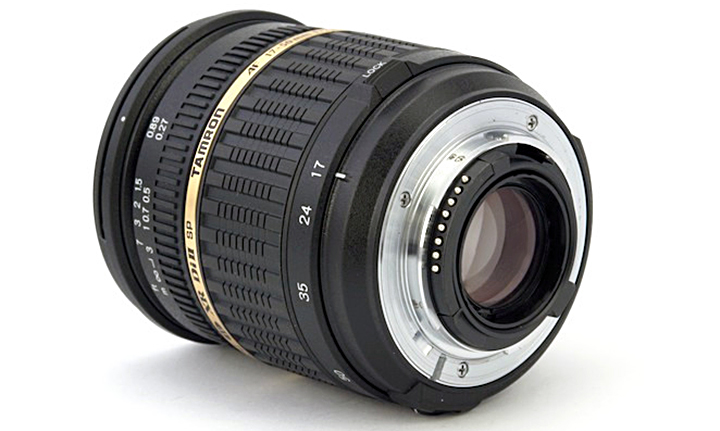 Tamron Aspherical LD XR DI II SP AF 17-50mm 1:2.8 [IF] A16, модель A16 N II