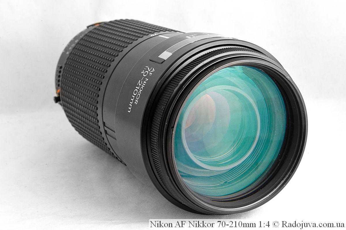 Nikon AF Nikkor 70-210mm 1:4