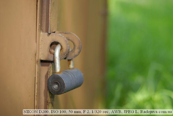 Пример фото на Nikon D200.