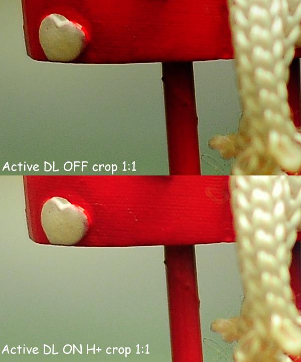 Active D-Lighting Function