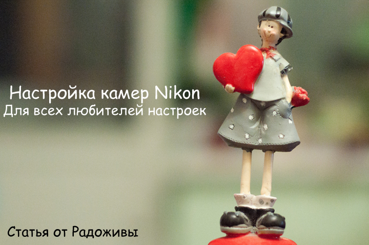 Мысли про настройку камер Nikon