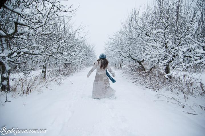 Фото в мороз на зеркальную камеру