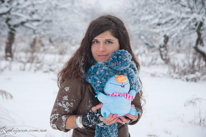 Зимняя фотография.