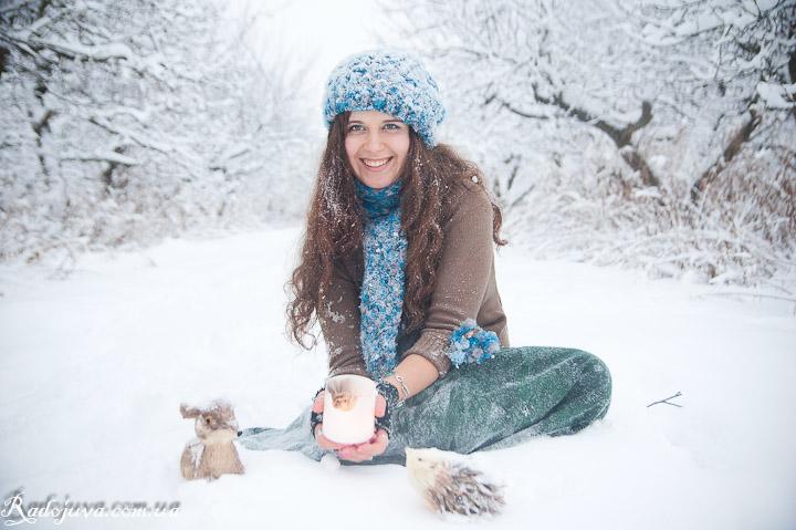 Зимняя фотография. Фото во время снегопада