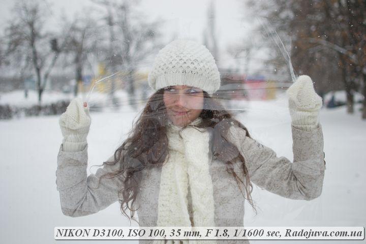 Пример фотографии на Nikon D3100