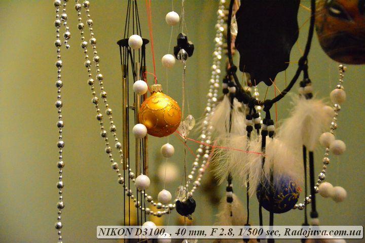 Nikon D3100 - пример фотографии
