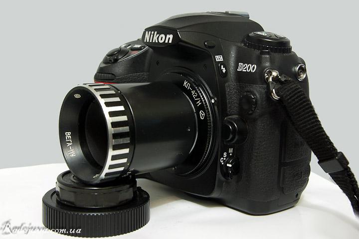 Вега 11У - вид на современной камере