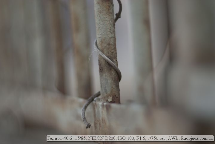 Фото на Гелиос-40-2 85mm F1.5