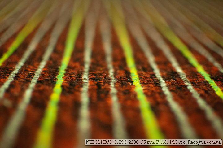 Фотография на Никон D5000 на высоких ISO