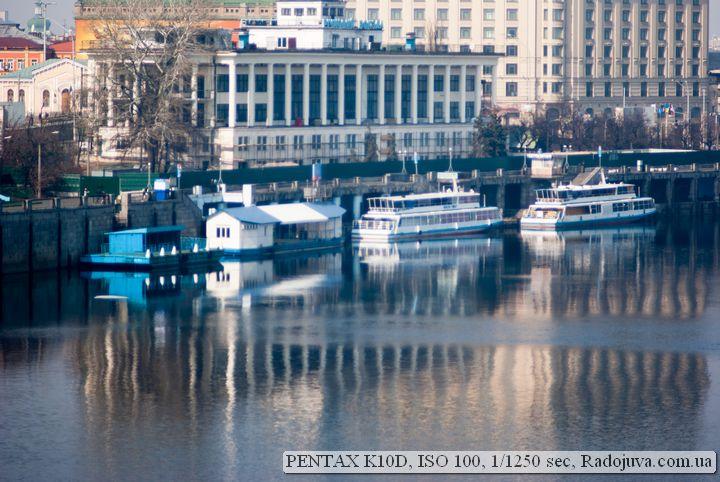 Пример фотографии на Pentax K 10 D