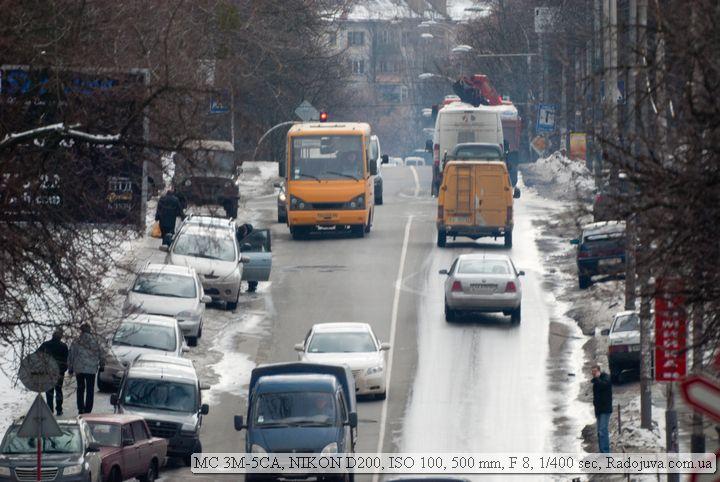 Фотография на объектив МС ЗМ-5СА