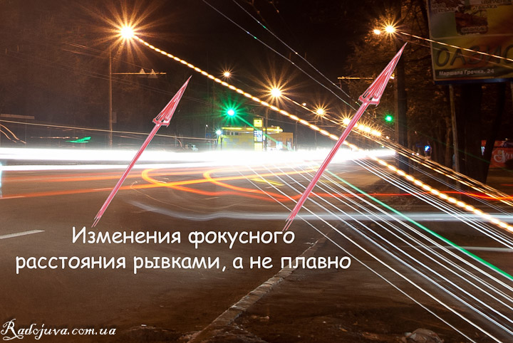 Зум-эффект. ФОто без фотошопа