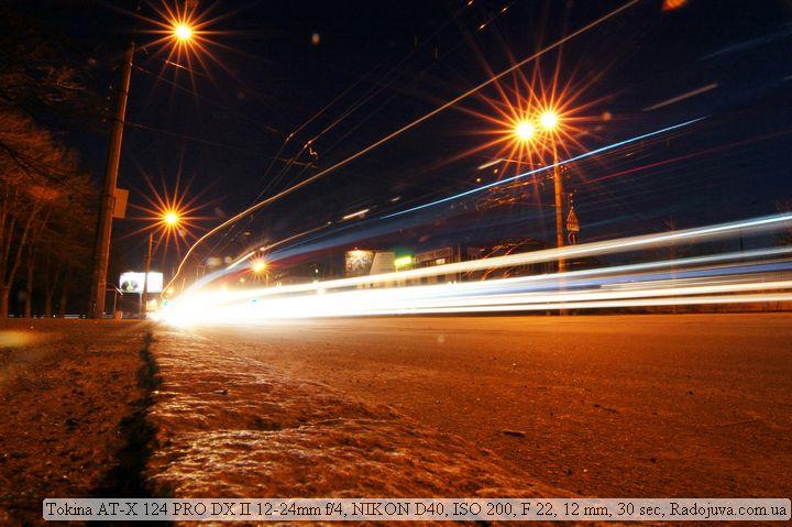 Фото на Tokina AT-X 124 PRO DX II 12-24 mm f 4 для Nikon