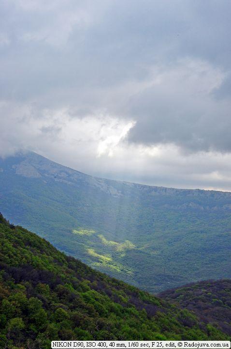 Пейзажное фото