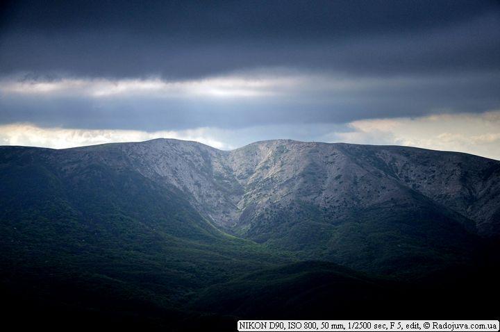 Горы. Пейзаж
