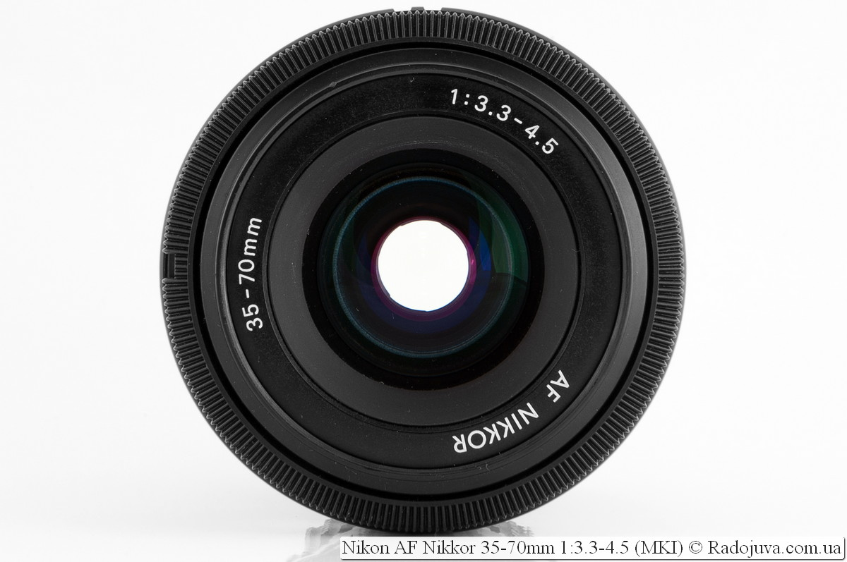 Nikon Nikkor AF 35-70 F / 3.3-4.5 MKI