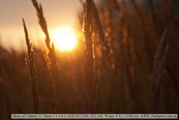 Фотография на Nikon AF Nikkor 35-70mm F 3.3-4.5