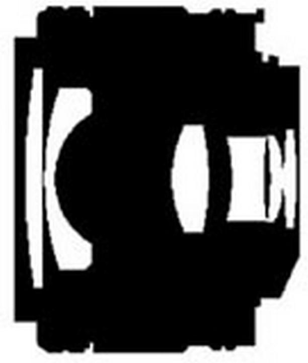 Оптическая схема Nikon 28mm f/2.8D AF Nikkor