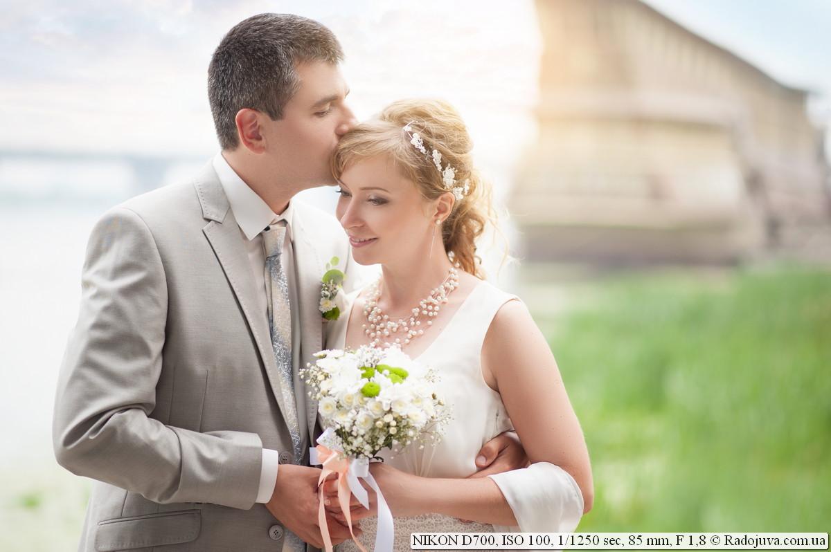 Свадебная съемка для Nikon D700 вообще не проблема