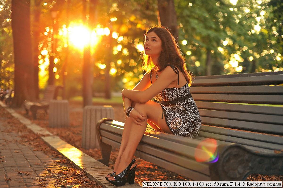Пример снимка на Nikon D700
