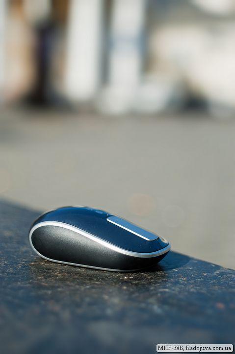Мышка Microsoft Sculpt Touch Mouse Souris tactile в большом  городе