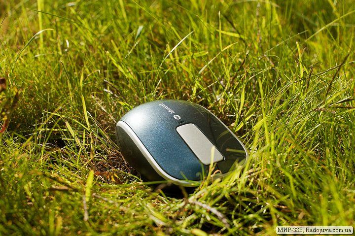 Мышка Microsoft Sculpt Touch Mouse Souris tactile - эргономика, как она есть
