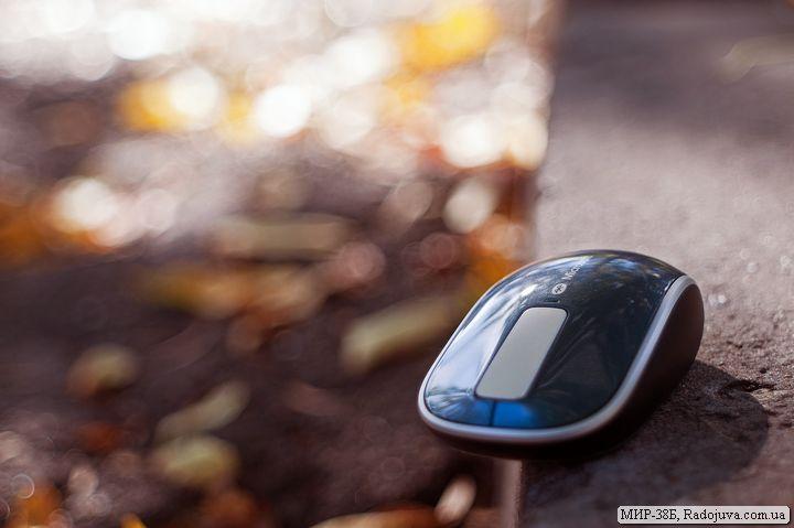 Мышка Microsoft Sculpt Touch Mouse Souris tactile только что из коробки