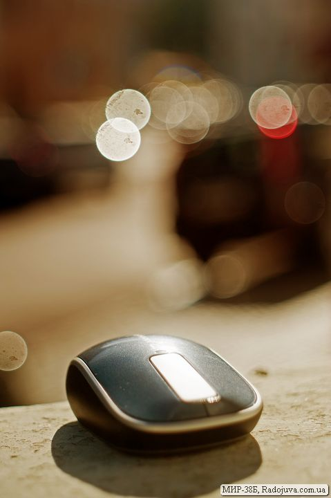 Мышка Microsoft Sculpt Touch Mouse Souris tactile и боке