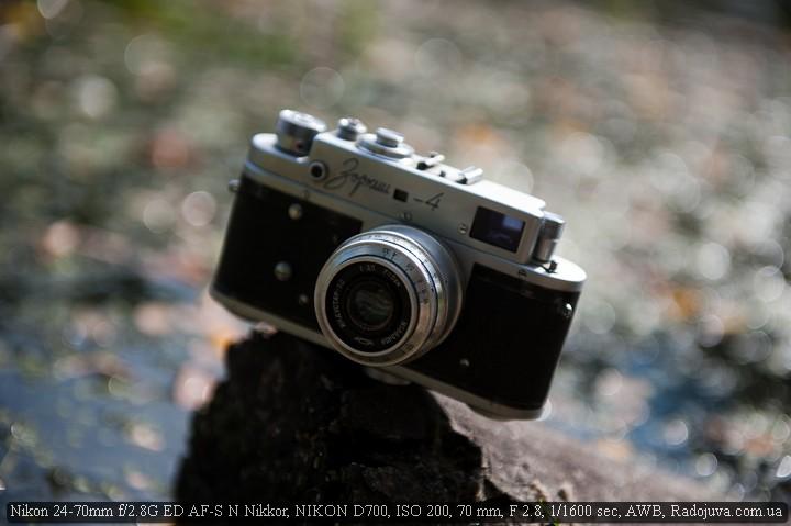 Пример фото на Nikon 24-70mm f/2.8G ED AF-S N Nikkor