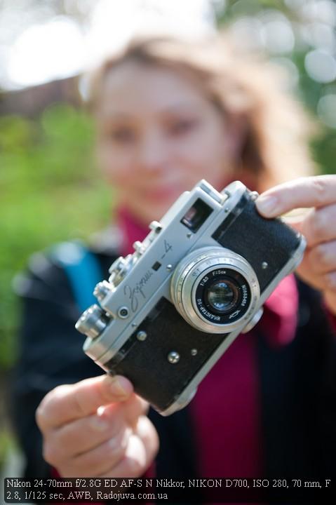 Фото на Nikon 24-70mm F2.8 N