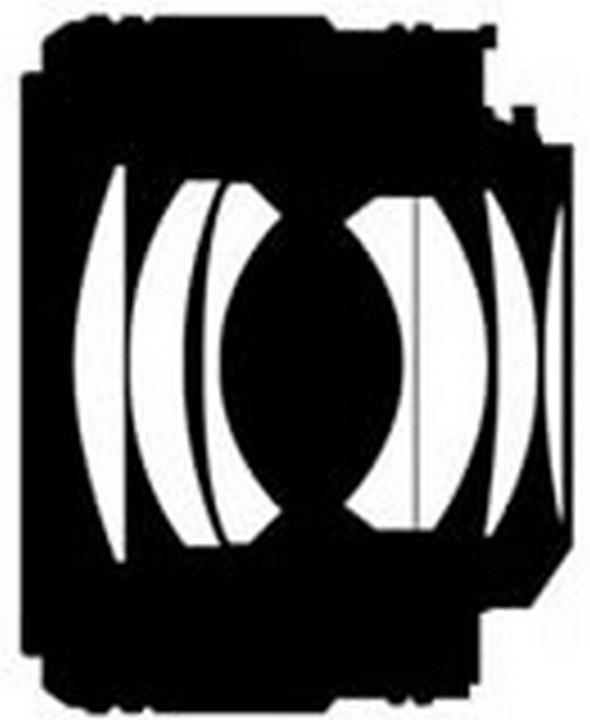 Оптическая схема Nikon 50mm f/1.4D AF Nikkor