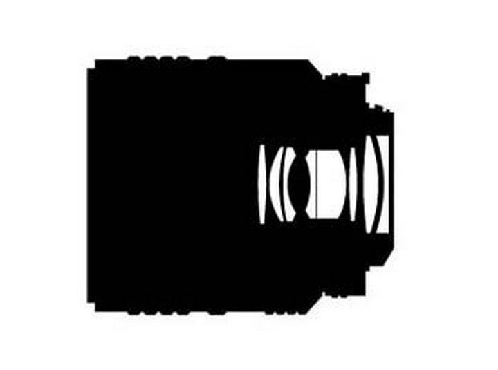 Оптическая схема Nikon 60mm f/2.8D AF Micro-Nikkor