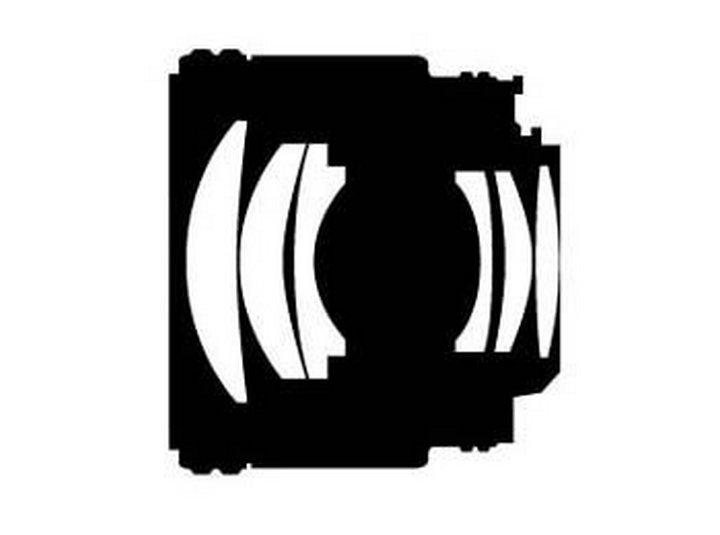 Оптическая схема Nikon 85mm f/1.8D AF Nikkor