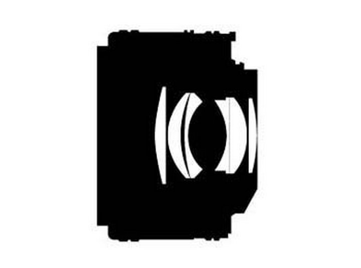 Оптическая схема Nikon 50mm f/1.8D AF Nikkor