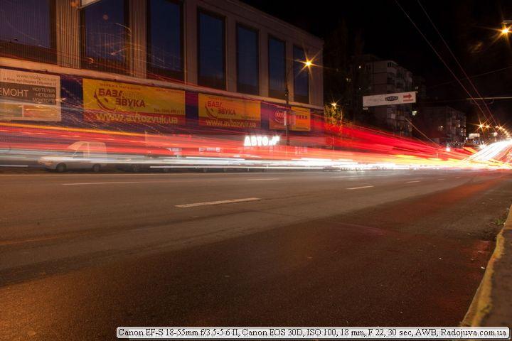 Фото на Canon EF-S 18-55mm f/3.5-5.6 II