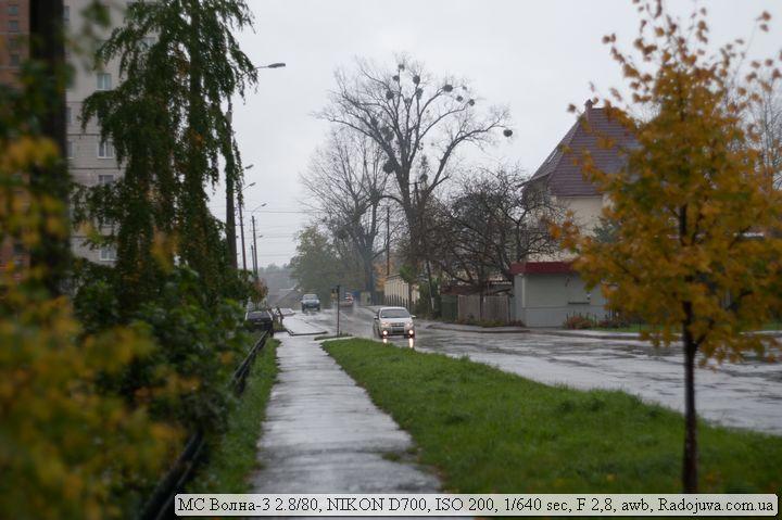 Пример фотографии на МС Волна-3 2.8/80