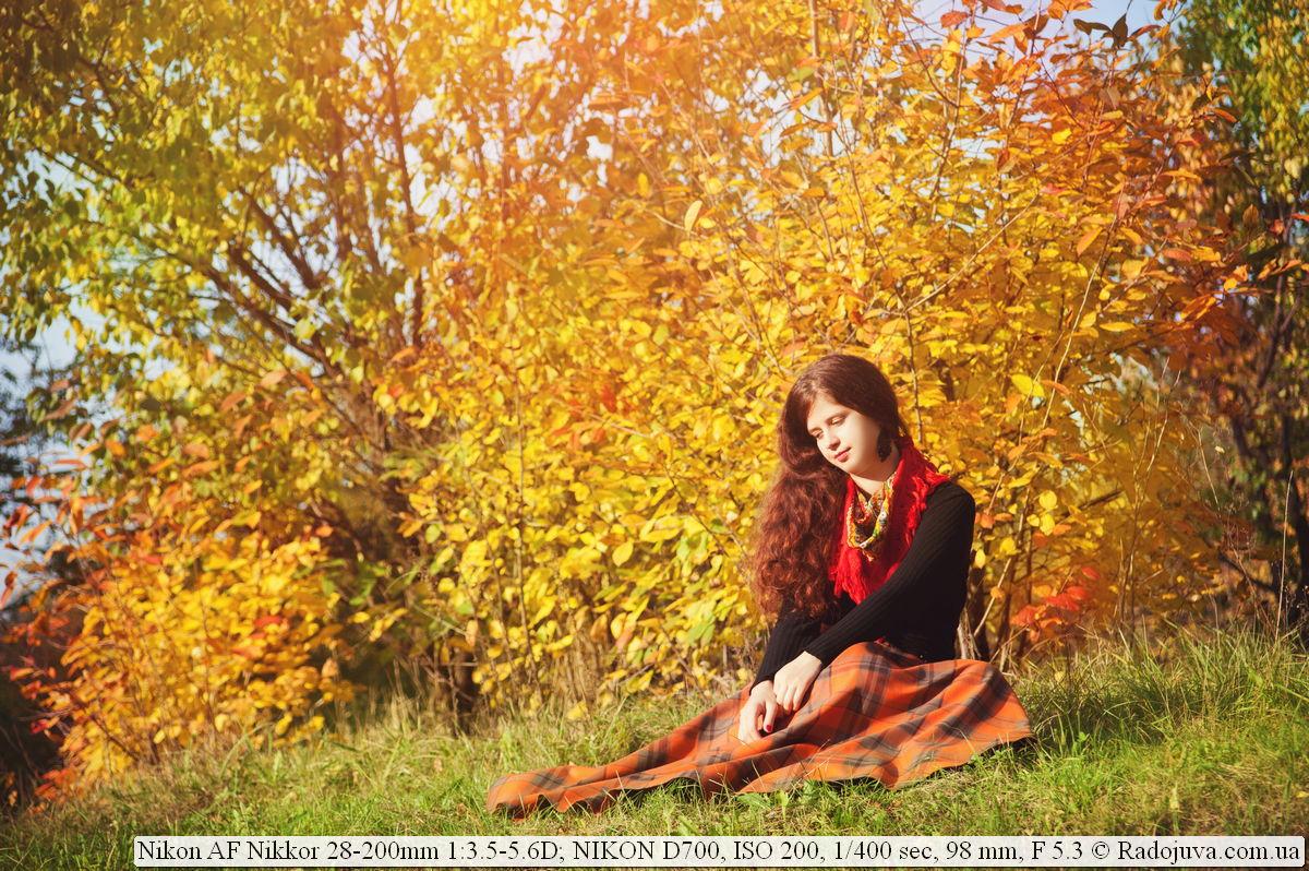 Пример фото на Nikon AF Nikkor 28-200mm 1:3.5-5.6D