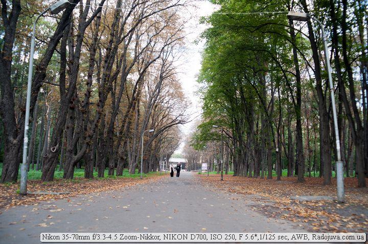 Пример фото на Nikon 35-70mm f/3.3~4.5 Zoom-Nikkor