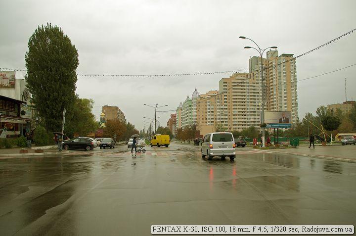 Пример фото на Pentax K-30