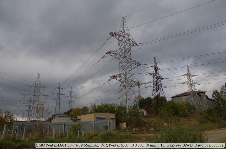Пример фотографии на SMC Pentax-DA 3.5-5.6 18-55mm AL WR