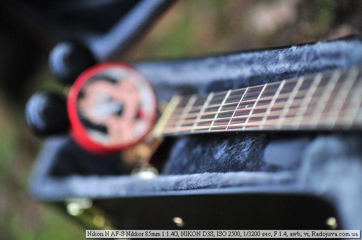 Пример фотографии на Nikon AF-S NIKKOR 85mm f/1.4G