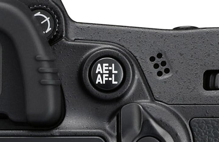 Кнопка AF-L/AE-L