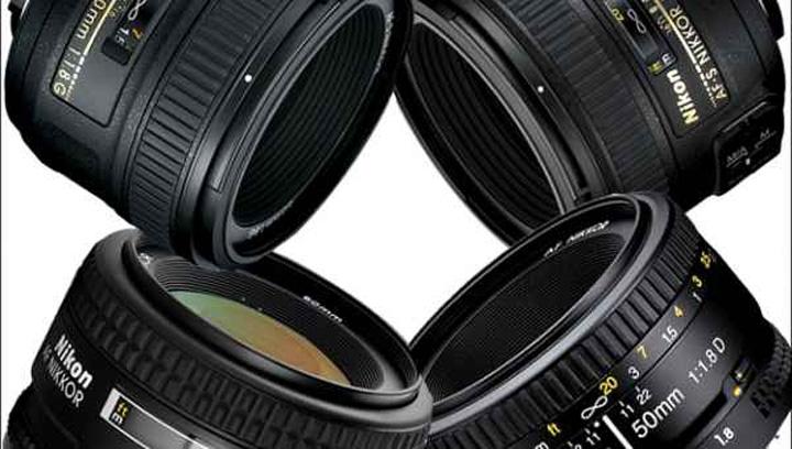 Разные полтинники Nikon Nikko