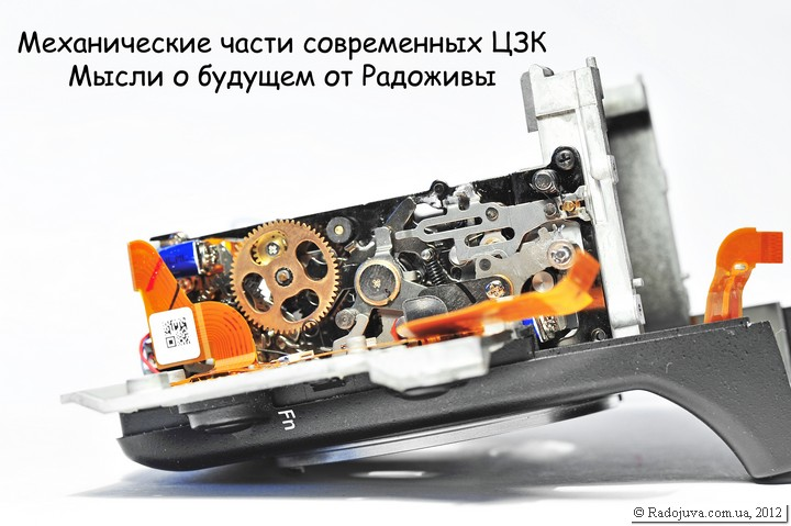 Недостатки современных DSLR камер