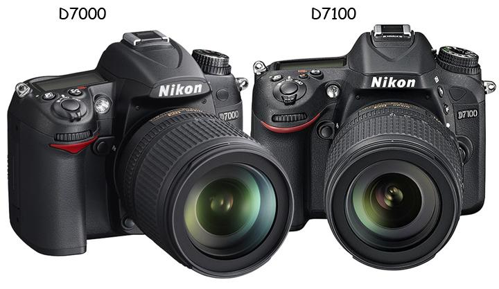 Два брата - Nikon D7100, Nikon D7000