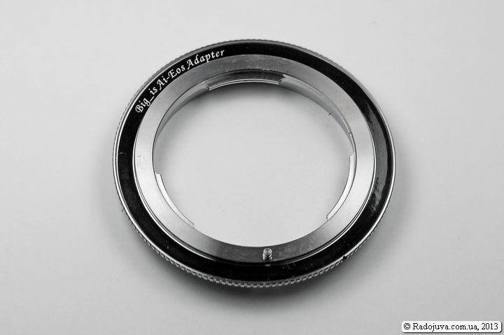 Переходник Nikon AI - Canon